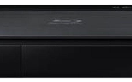 Blu-ray přehrávač Samsung BD-J7500 černý