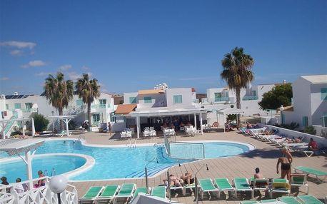Kanárské ostrovy - Fuerteventura na 8 dní, all inclusive s dopravou letecky z Brna nebo Prahy