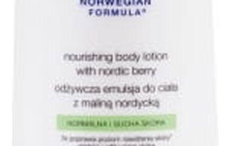 Neutrogena Norwegian Formula Nourishing Nordic Berry 400 ml tělové mléko pro ženy