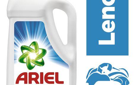 ARIEL Touch of Lenor 5,2 L (80 dávek) - prací gel