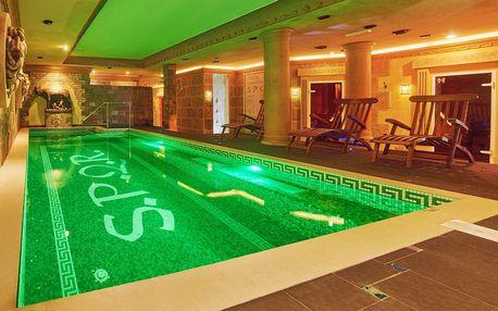 Wellness víkend v hoteli Privilege **** v krásnych Košiciach