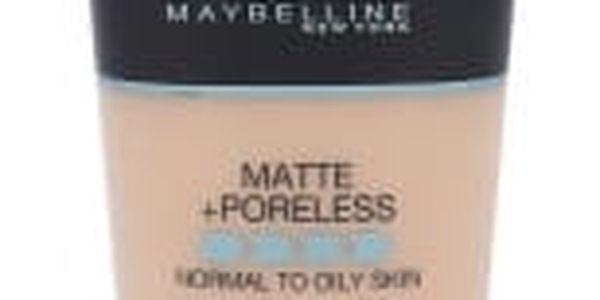 Maybelline Fit Me! Matte + Poreless 30 ml makeup pro ženy 105 Natural Ivory