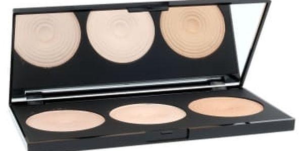 Makeup Revolution London Radiant Lights Palette 15 g rozjasňovač pro ženy