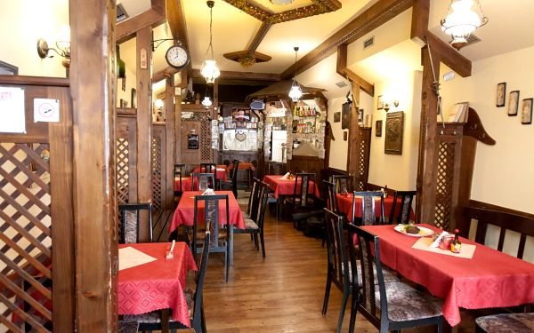 Steaková restaurace U Kohouta