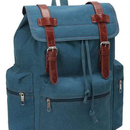 Dámský modrý batoh Runny 443