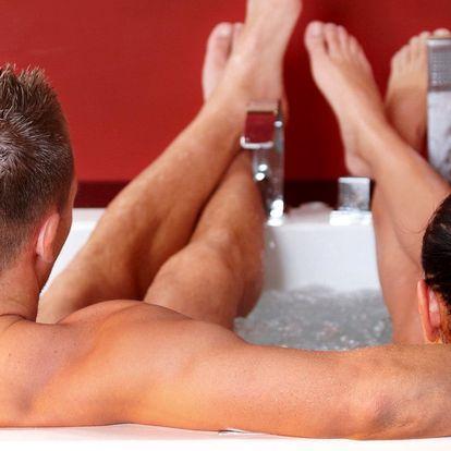 Relax ve dvou: hodinová kvasnicovo-pivní koupel