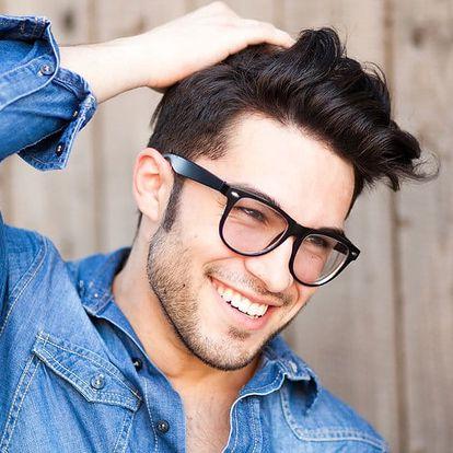 Jen pro pány: střih a barber