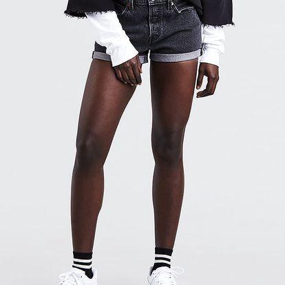 Šortky LEVI'S 501 Short Gimme More Černá