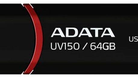 ADATA UV150 64GB (AUV150-64G-RBK) černý