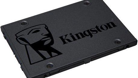 SSD Kingston A400 120GB šedý (SA400S37/120G)