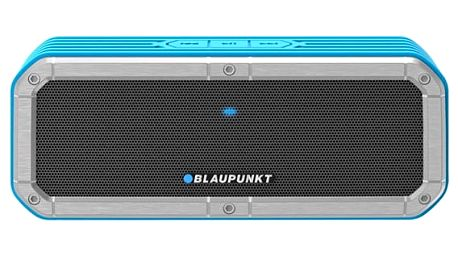 Přenosný reproduktor Blaupunkt BT12OUTDOOR stříbrné/modré