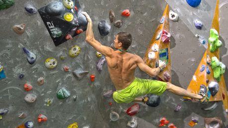 Kurz lezení na umělé stěně pro 1 nebo 2