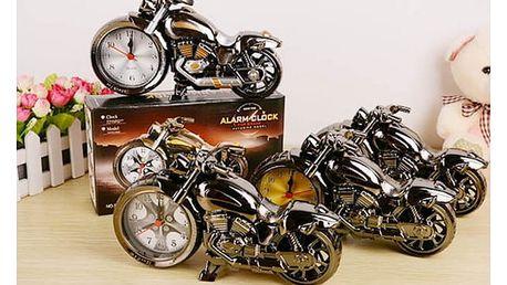Motorkářské hodiny!