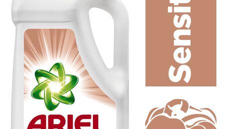 ARIEL Sensitive 5,2 L (80 dávek) - prací gel