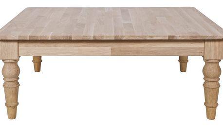 Konferenční stolek z dubového dřeva WOOOD Qwint - doprava zdarma!