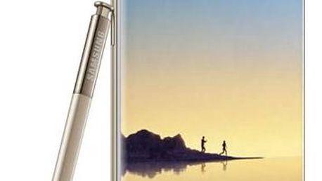 Samsung Galaxy Note8 (SM-N950FZDDETL) zlatý