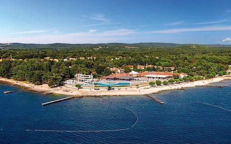 Chorvatsko - Rovinj na 8 až 10 dní, polopenze s dopravou vlastní nebo autobusem