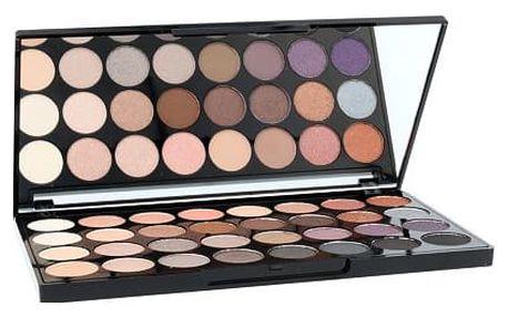 Makeup Revolution London Ultra Eyeshadows Palette Affirmation 30 g oční stín W