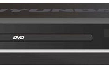 DVD přehrávač Hyundai DV-2-H 478 DU černý