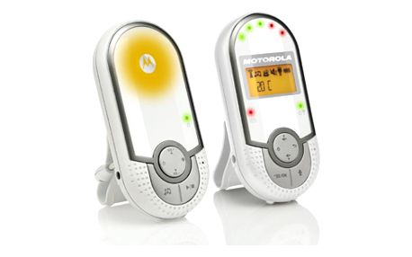 Motorola dětská chůvička MBP 16