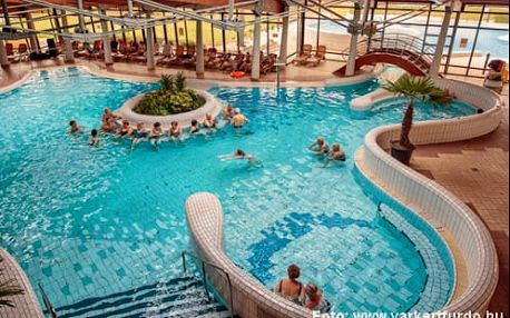 Pobyt v blízkosti termálních lázní v maďarském městečku Pápa v novém stylovém hotelu
