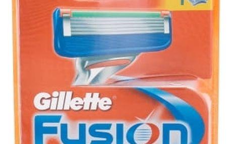 Gillette Fusion 2 ks náhradní břit pro muže