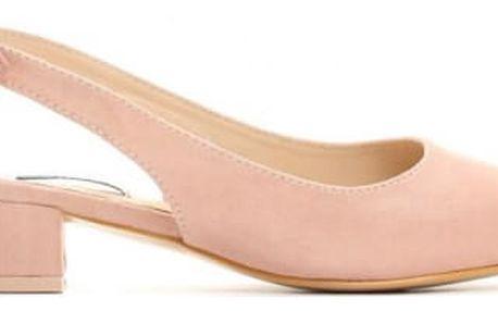 Dámské růžové sandály Lucy 2207