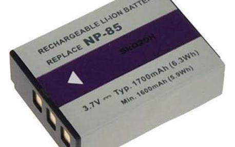 Akumulátor pro video/foto Avacom pro Fujifilm NP-85 Li-Ion 3,7V 1700mAh (DIFU-NP85-365)