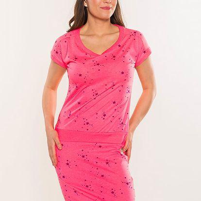 Šaty SAM 73 WZ738 Růžová