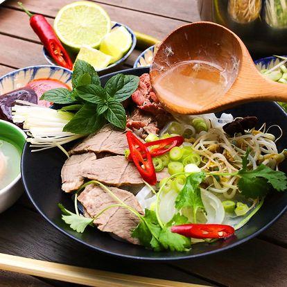 Kurz vietnamské kuchyně s profíkem v Café Buddha