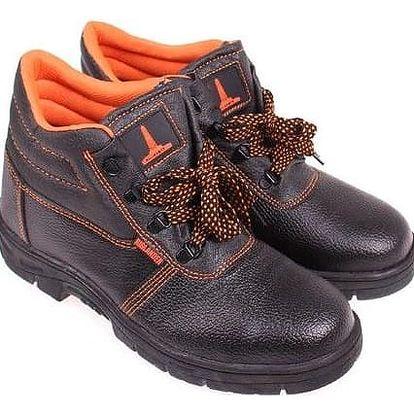 Pracovní kotníková obuv