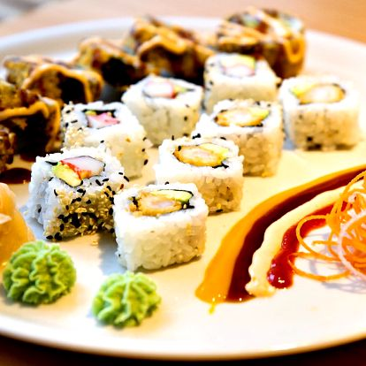 Sushi sety z vychvalované restaurace UMAMI