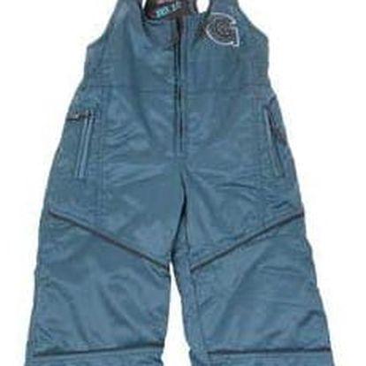 Zateplené kalhoty Friendly galaxy modré vel. 98