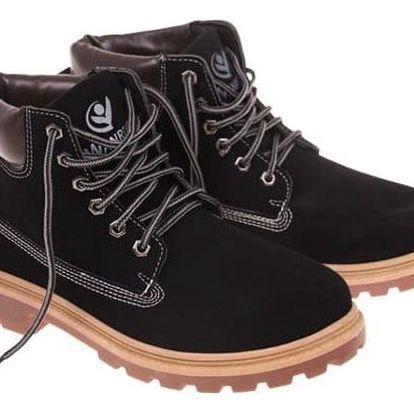 Boty Marisa černá vel. 42