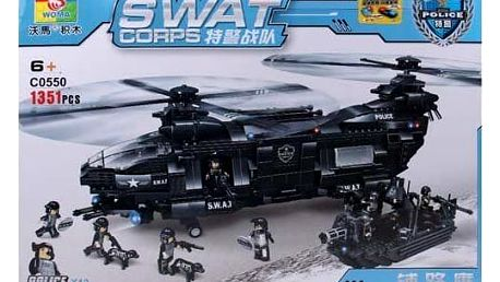 Stavebnice SWAT Vrtulník