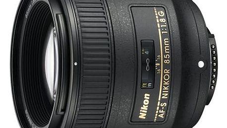 Objektiv Nikon 85MM F1.8G AF-S NIKKOR