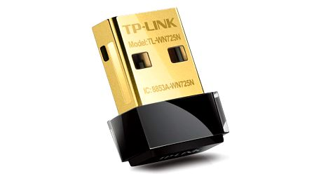 WiFi adaptér TP-Link TL-WN725N černý (TL-WN725N)