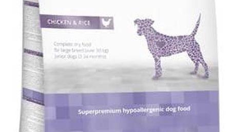 Calibra Dog Hypoallergenic Junior Large Breed Chicken 14kg