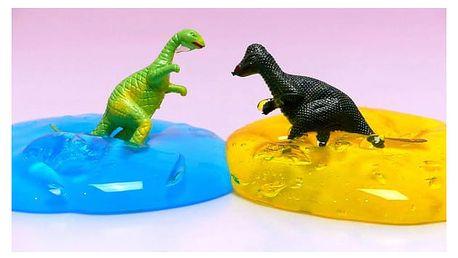 Slizová hmota Dinosaurus