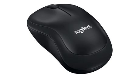 Myš Logitech Wireless Mouse B220 Silent černá (/ optická / 3 tlačítka / 1000dpi) (910-004881)