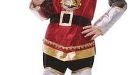 Dětský kostým rytíř vel. M