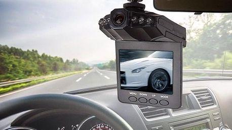 HD DVR kamera mini do auta