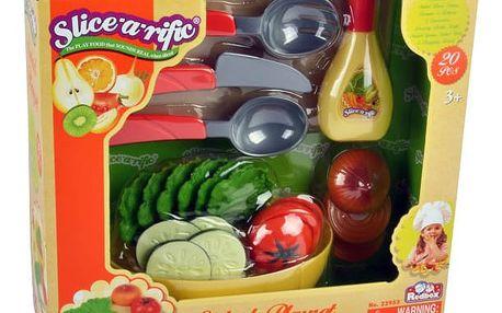 Dětská krájecí sada zelenina s prkénkem