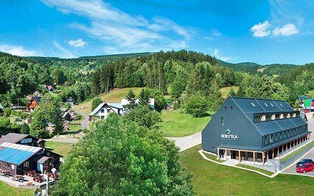 Léto v Krkonoších: apartmány pro 2 i rodinu