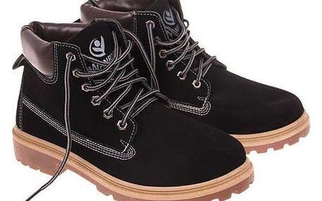 Boty Marisa černá vel. 43