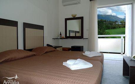 Řecko - Korfu: Hotel Amalia na 8 dní letecky z Brna s all inclusive