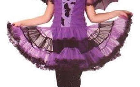 Dětský kostým netopýří dívka vel. XL