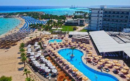 Kypr - Larnaca na 8 dní, all inclusive nebo polopenze s dopravou letecky z Bratislavy
