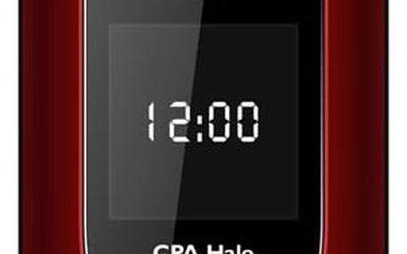 Mobilní telefon CPA Halo 15 (TELMY1015RE) červený