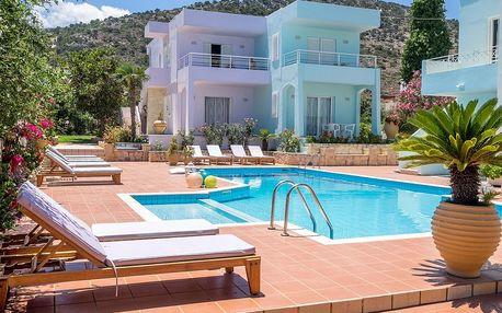 Řecko - Kréta: Apartmánový dům Mari na 8 dní letecky z Brna